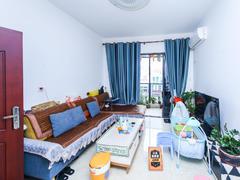 中南明珠香悦 地铁旁!2室2厅1厨1卫73.61m²满五年二手房效果图