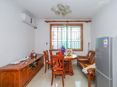 帝景峰 3室2厅1厨1卫72.56m²普通装修二手房效果图