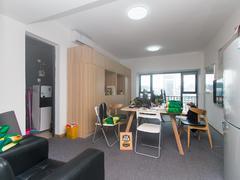风临国际 1室0厅0厨1卫 40.16m² 整租租房效果图