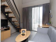 怡泰大厦  复式一房一厅 东门旁边 70年产权 业主二手房效果图