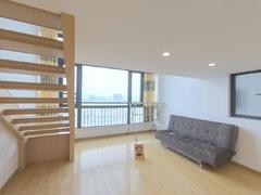 奥园峯荟 2室1厅1厨1卫53.39m²整租租房效果图