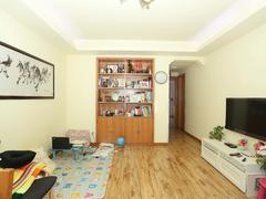 半岛国际 3室2厅1厨1卫 87.64m² 普通装修二手房效果图