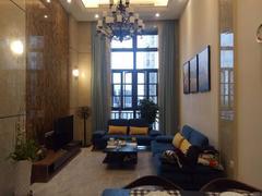 鼎峰花漫里 2室2厅1厨2卫 88.91m² 精致装修二手房效果图