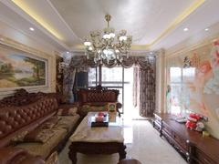 龙光城北区二期 4室2厅1厨2卫 117.0m² 精致装修二手房效果图