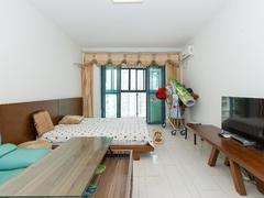 鸿翔花园 精装一室一厅带阳台 满五少税 看房方便 近地铁二手房效果图