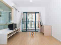 骏皇嘉园 1室1厅1厨1卫 32.0m² 整租出租房效果图