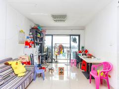 东方明珠城 2室2厅1厨1卫 72.0m² 整租租房效果图