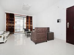 中天国际花园 2室2厅1厨1卫 93.0m² 精致装修二手房效果图