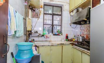 上海大華一村東區廚房照片_大華一村東區 2室1廳1廚1衛65.3m2普通裝修