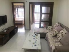 翡翠山国际公寓 2室2厅1厨1卫 59.0m² 整租租房效果图