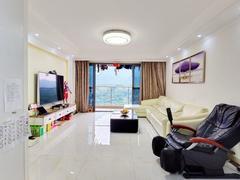 荔海春城 4室2厅精致装修南北通透户型方正安静舒适