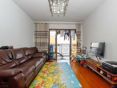 尚东尚筑 3室2厅1厨1卫 92.0m² 普通装修二手房效果图
