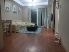 半岛国际 2室2厅1厨2卫 90.0m² 整租租房效果图