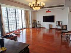 六合天寓 4室2厅1厨2卫 170.0m² 整租租房效果图