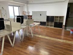 万达广场 1室1厅0厨1卫 52.27m² 整租租房效果图