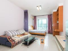 鸿翔花园 1室0厅1厨1卫 40.94m² 精致装修二手房效果图