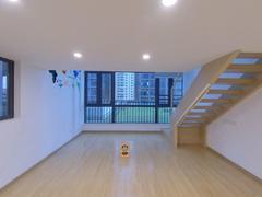奥园峯荟 公明6号线附近,精装修的复式公寓出租,环境好租房效果图