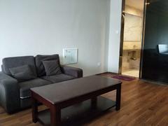 万达广场 1室2厅1厨1卫 50.06m² 整租租房效果图