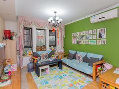 雅戈尔太阳城湖邑 2室2厅1厨1卫 88.71m² 精致装修二手房效果图