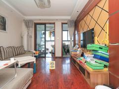华润幸福里 2室2厅1厨1卫 88.94m² 满五年二手房效果图