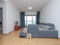 东方明珠城 2室2厅1厨1卫 73.25m² 整租租房效果图