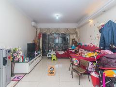 中海塞纳时光 3室2厅1厨1卫 88.57m² 整租租房效果图