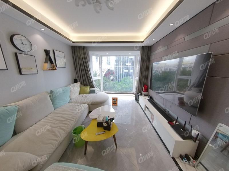 汇金家园 二房二厅 精装 户型方正 业主诚意 出售