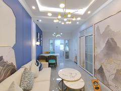 庐山大厦 装修非常漂亮的两房,送全新家私,随时看房二手房效果图