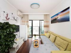 华嵘榕公馆 2室2厅1厨1卫 62.56m² 整租出租房效果图