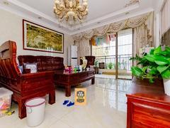 龙光城南区三期 业主出售豪华精装修大五房户型方正南北通看房方便二手房效果图