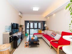 中海塞纳时光 2室2厅1厨1卫 75.68m² 整租租房效果图