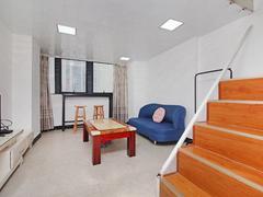 摩根国际 2室1厅1厨1卫 40.0m² 整租出租房效果图