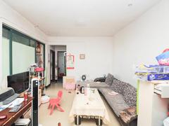 金碧世纪花园 2室2厅1厨1卫 66.19m² 整租租房效果图