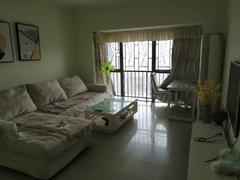 中海康城国际 3室2厅0厨2卫 88.0m² 整租租房效果图