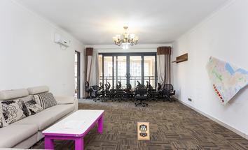 深圳圣莫丽斯客厅照片_精装大三房 业主降价百万急售 性价比很高
