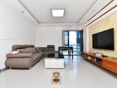 东方明珠城 3室2厅1厨2卫 108.59m² 整租租房效果图