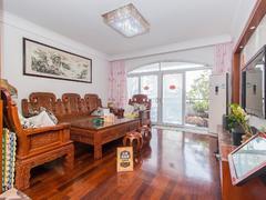 紫荆苑 使用面积大,房子保养很好,有电梯,带豪装二手房效果图