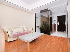 万达广场 1室1厅0厨1卫 55.0m²租房效果图