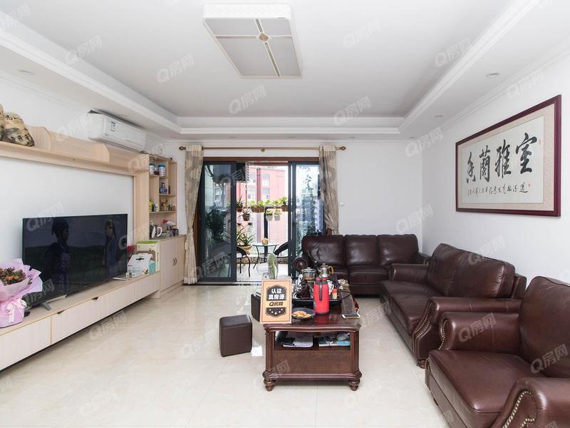 骏泰金汐府 5室2厅1厨2卫133.77m²精致装修