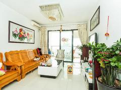 金地梅陇镇 温馨2房 居家婚房精选 赠送面积大 3个阳台 二手房效果图