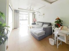 国际花都雏菊苑 一室二厅一卫 ,居家装修二手房效果图