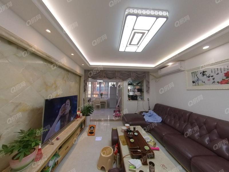 三九万隆苑 3室2厅1厨1卫65.35m²普通装修