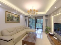 中海国际社区七区 3室2厅0厨1卫 108.0m² 精致装修二手房效果图