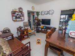 天粹 2室1厅1厨1卫 56.8m² 精致装修二手房效果图
