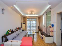 华源国际城 3室2厅1厨1卫107.86m²精致装修二手房效果图