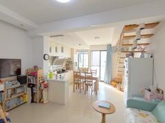 路劲凤凰城 2室1厅1厨1卫 92.0m² 精致装修二手房效果图