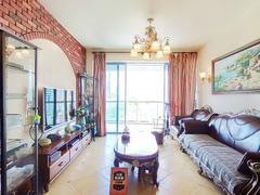 西海明珠花园 自住大三房,装修有特色,诚心出售,红本在手