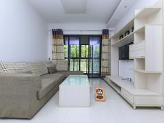 大运城邦二期 2室2厅1厨1卫78.0m²整租出租房效果图