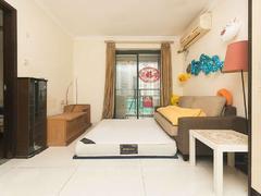 马赛国际公寓 中层 望小区 采光通风好 实用户型 装修保养好二手房效果图