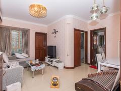 金色都汇 1室1厅1厨1卫44.92m²整租租房效果图